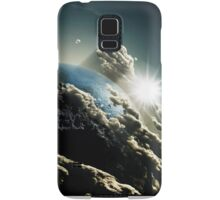 Earth vs Space Samsung Galaxy Case/Skin