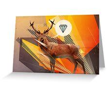 My Deer  Greeting Card