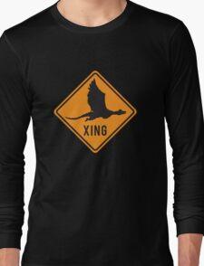 Crypto Xing - Dragon Long Sleeve T-Shirt