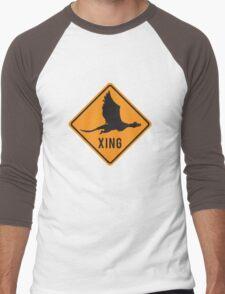 Crypto Xing - Dragon Men's Baseball ¾ T-Shirt