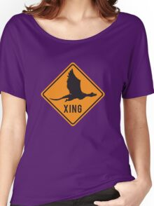 Crypto Xing - Dragon Women's Relaxed Fit T-Shirt