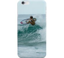Surfer Chick Snapper Rock QLD iPhone Case/Skin