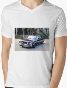 NZ Falcon & Fairlane Car Club Nationals 2015 Mens V-Neck T-Shirt
