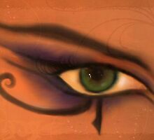 The All Seeing Eye by Dawnsky2