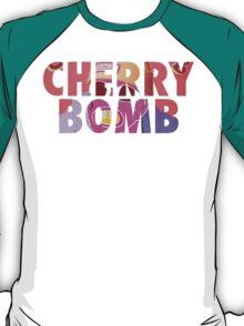 'Cherry Bomb' Alternate Album Cover T-Shirt