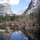 Mirror Lake ~ Yosemite National Park #2 by NancyC