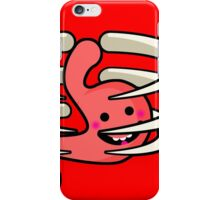 Stomach iPhone Case/Skin
