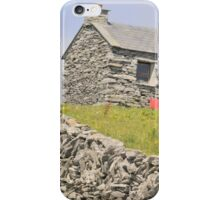 A Small Irish Cottage iPhone Case/Skin