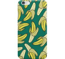 BANANA - EMERALD iPhone Case/Skin