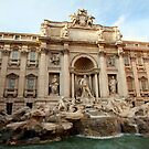 Trevi Fountain, Rome by swight