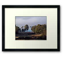 In The Mists Of Time Framed Print