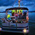 Disco Night Boat by terrebo
