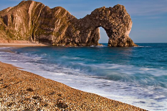 Durdle Dor - The Jurassic Coast World Heritage Site Series  by LeeMartinImages