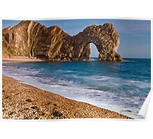 Durdle Dor - The Jurassic Coast World Heritage Site Series  Poster
