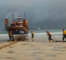 Lifeboat Recovery by timcorke