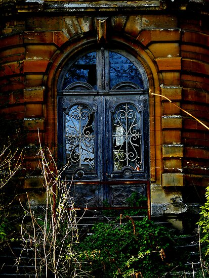 THE FRONT DOOR by Alateia