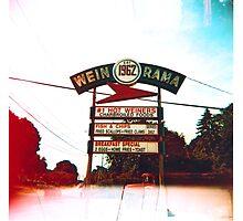 The Wein-O-Rama by Nicole Gesmondi