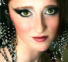 Green eyes by Hannah Elizabeth Wells