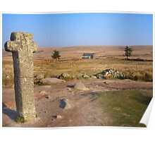Dartmoor: Crosses Series - Nun's  Poster