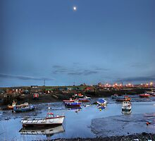 Moonlight over Paddys by WhartonWizard