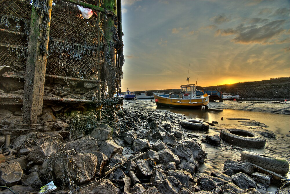 waiting for sundown by WhartonWizard