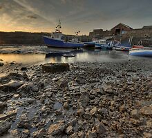 Low Tide by WhartonWizard
