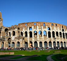 The Colosseum by swight