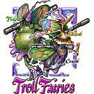 The Troll Fairy Trio by CWandCW2
