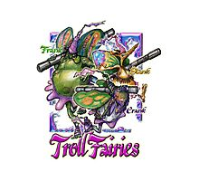 The Troll Fairy Trio Photographic Print