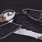 Puffin by MagsWilliamson