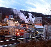 Refinery by vgbg