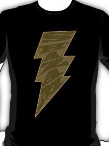 Shazam Black T-Shirt