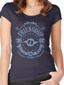 Friendship Women's Fitted Scoop T-Shirt
