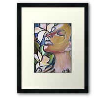 Self Healing Framed Print