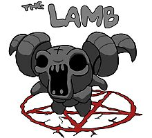 Binding of Isaac: The Lamb Photographic Print