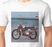 1962 Honda CL72 with Rare Alloy Fuel Tank Unisex T-Shirt