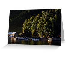 Purbeck's Cove Greeting Card
