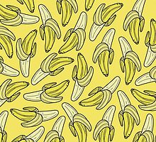 BANANA - YELLOW by tosojourn