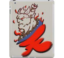 Akuma Paintbrush iPad Case/Skin