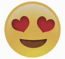 Heart Eyes Emoji Kids Clothes