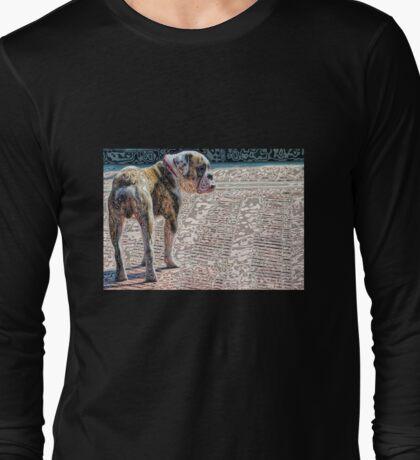 Central Park DOGZ Long Sleeve T-Shirt