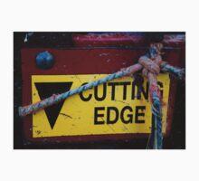 Cutting Edge - Farm Equipment Photograph Kids Tee