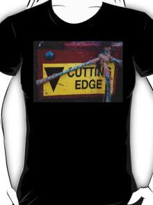 Cutting Edge - Farm Equipment Photograph T-Shirt
