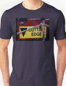 Cutting Edge - Farm Equipment Photograph Unisex T-Shirt
