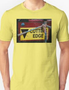 Cutting Edge - Farm Equipment Photograph T-Shirt