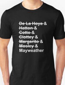 Mayweather VS Pacquiao 2015 T-Shirt