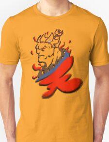 Akuma Paintbrush T-Shirt