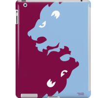 Aston Villa - Yin and Yang iPad Case/Skin