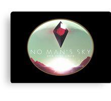 No Man's Sky Canvas Print