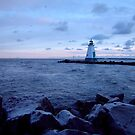 LIGHTHOUSE AT PORT DALHOUSIE by JimmyTNT